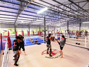 1 Month All-inclusive Thailand Muay Thai Training