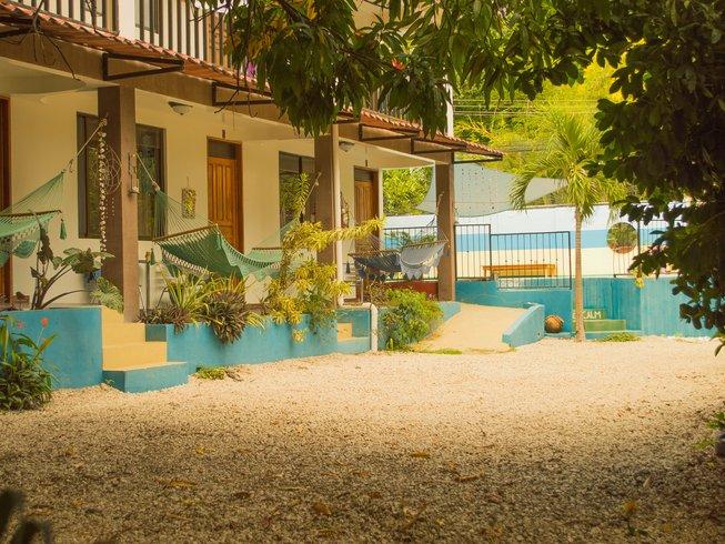 10 Days Invigorating Yoga and Surf Camp in Puntarenas Province, Costa Rica
