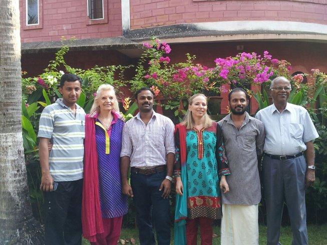 21 Days Punarjani Ayurveda Yoga Retreat India