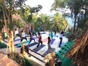 7 jours en retraite de yoga, méditation et guérison holistique dans le Jalisco, Mexique