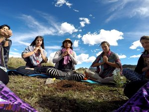 22 Day 200-Hours Yoga Teacher Training, Reiki I, II Therapies, and Ancestral Rituals in Pisac