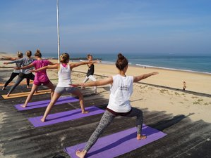 8 Days Summer Solstice Yoga Retreat in France