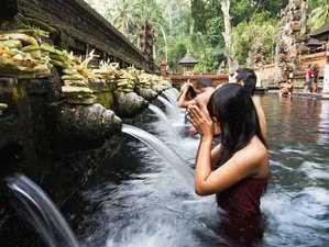 5 Days Beginner Yoga Meditation with Holiday Tour in Bali, Indonesia