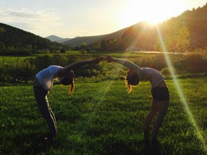 5 Days Women's Hot Yoga Retreat New England, USA