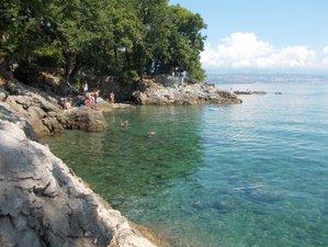 7 Tage Yoga, Wald und Meer in der Kvarner Bucht, Kroatien
