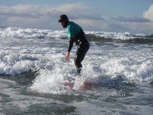 2 Days Great Surf Camp Ireland