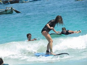 8 Days Beginner Surf Lessons in Kuta Lombok, West Nusa Tenggara, Indonesia