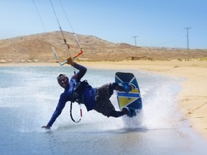 5 Days Unforgettable Kitesurfing Camp in Cabo de la Vela, Colombia
