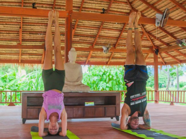 29 Days Muay Thai Training with Yoga in Thailand