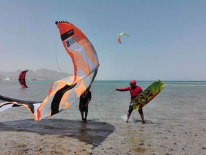 7 Days Advanced Kitesurf Camp in Safaga, Egypt