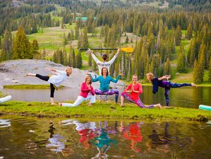 3 Days Restorative Yoga Retreat Colorado, USA