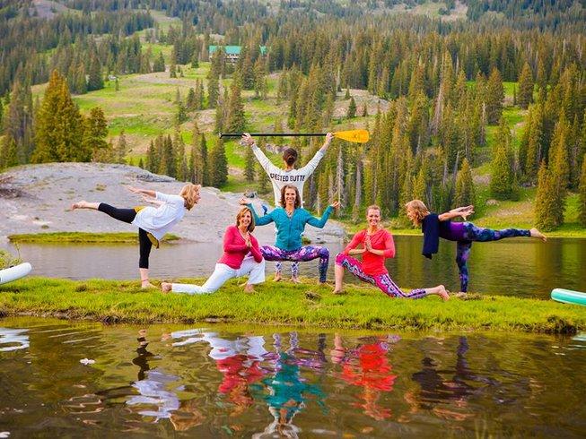 3 Days Restorative Yoga Retreat Colorado, USA