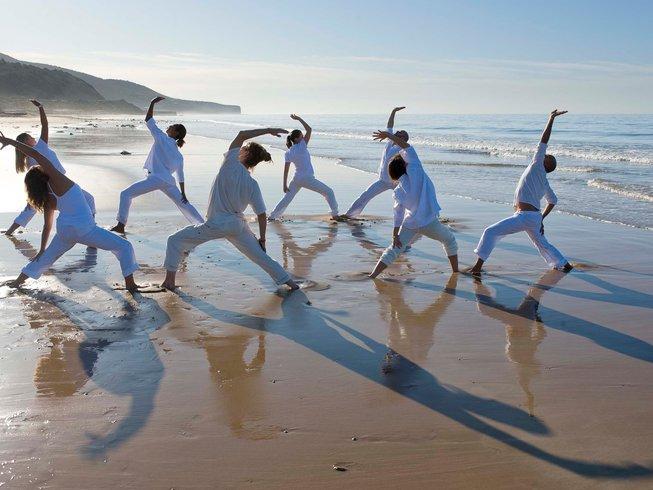 8 jours en stage de yoga et paddle à Agadir, Maroc