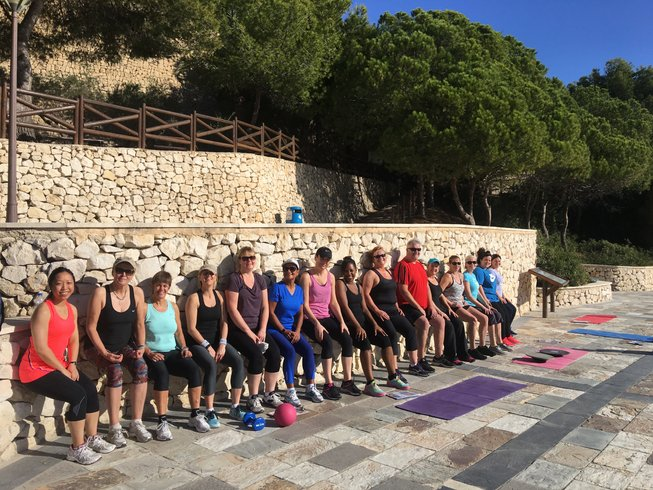7 Days Luxury Detox and Wellness Yoga Retreat in Spain