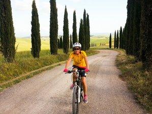 6 Day Via Francigena Self Guided Bike Tour in Italy