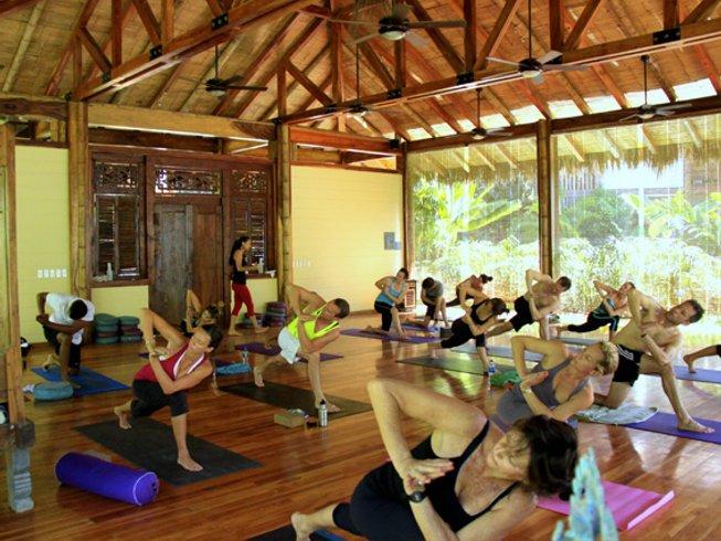 8 jours en stage de yoga comme au paradis à Santa Teresa, Costa Rica