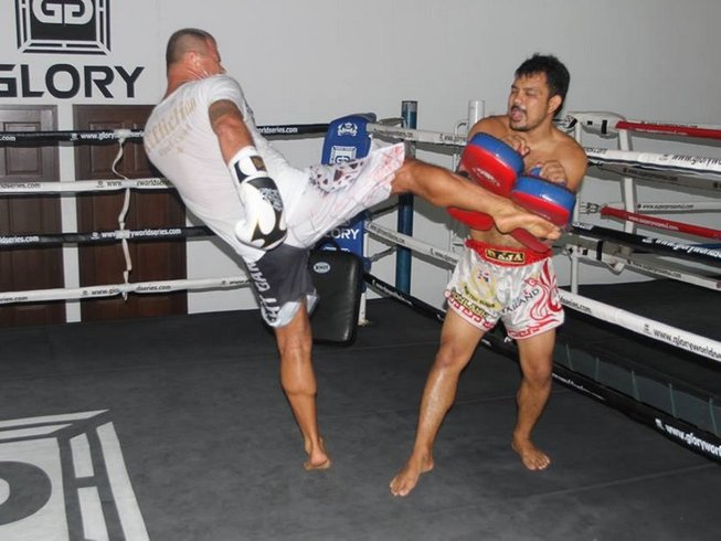 5 Days MMA & Muay Thai Gym in Thailand