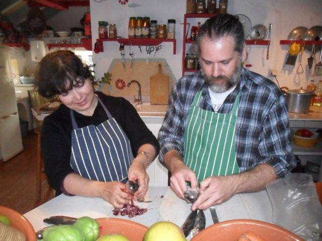 4 Days Seafood MasterClass Cooking Holiday in Portugal