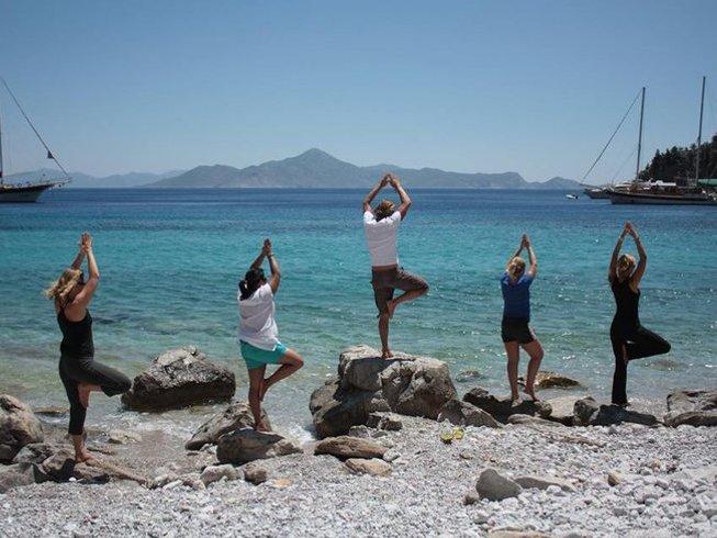 8-Daagse Verfrissende en Ontspannen Yoga Cruise in Turkije en Griekenland