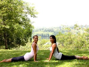29 Days 200-Hour Yoga Teacher Training in Uganda