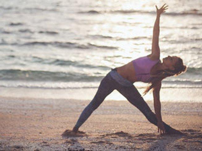 8-Daagse Gelukkige en Gezonde Yoga Retraite in Spanje