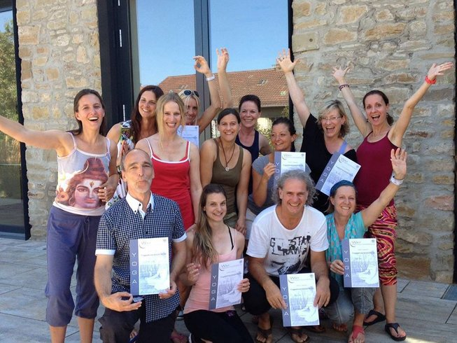 16 Days 200-Hour Yoga Teacher Training in Sri Lanka