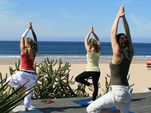 8 Day Couple Surf and Yoga Retreat Lisbon, Portugal