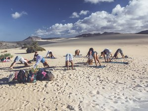 8 Day Island Adventure Yoga Holiday in Fuerteventura, Canary Islands