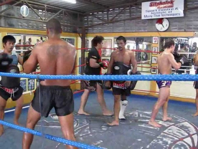 1 Week Muay Thai Training in Pattaya, Thailand