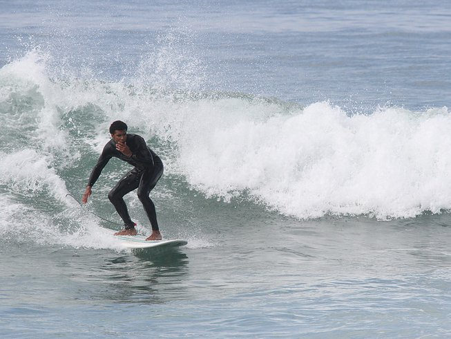 8 Days Surf and Yoga Retreat in Torres Vedras, Portugal