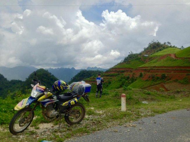 4 Days Unforgettable Vietnam Motorcycle Tour from Hanoi to Mai Chau