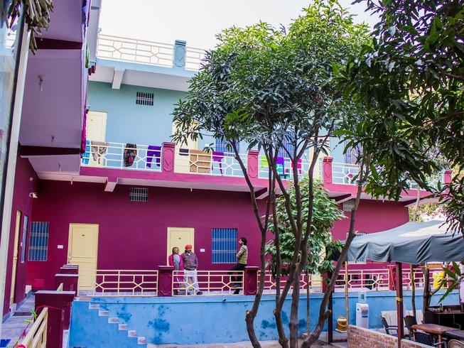 29 jours - 200h de formation de professeur de yoga ashtanga et hatha yoga à Rishikesh, Inde
