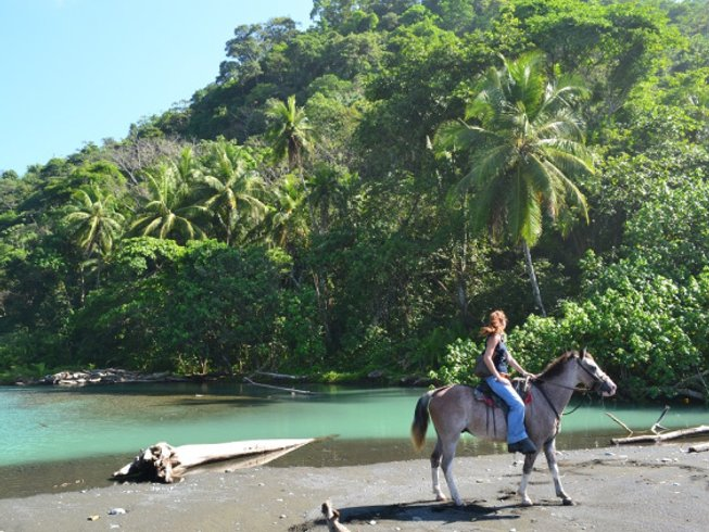 8 Days Amigas Costa Rica Surfing and Yoga Retreat