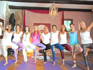 6 Days Harmonize Lifestyle Detox and Mindfulness Yoga Retreat in Ibiza, Spain