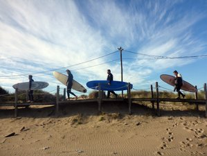 5 Day City Break and All Levels Surf Holiday in Lisbon