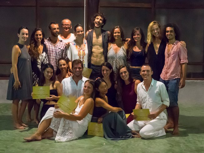 28 Days 200hr Alignment & Therapy Yoga Teacher Training in Thailand