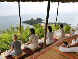 15 Days Prana for Ayurveda Rejuvenation Yoga Retreat in Gokarna, India