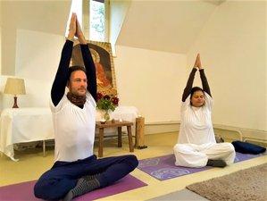 7 Day Yoga Retreat Pranayama and Meditation in the Champagne-Ardenne