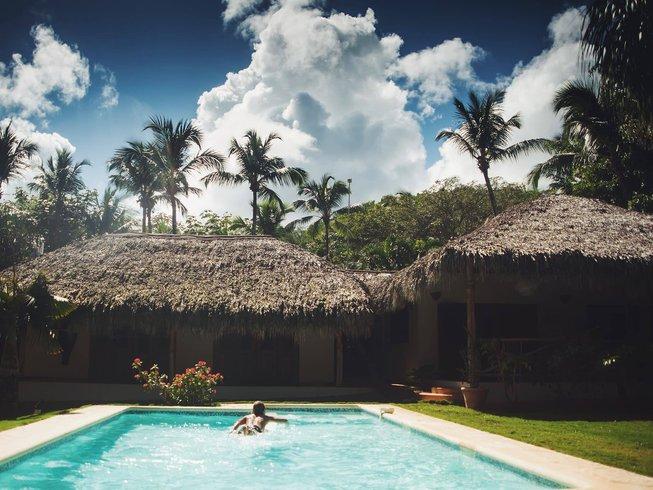 8 jours en retraite de yoga et méditation dans la province de Samana, République Dominicaine