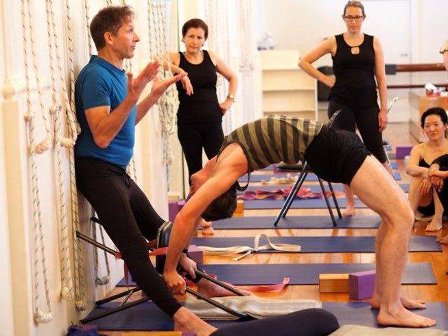 5 días retiro de yoga Iyengar en Victoria, Australia
