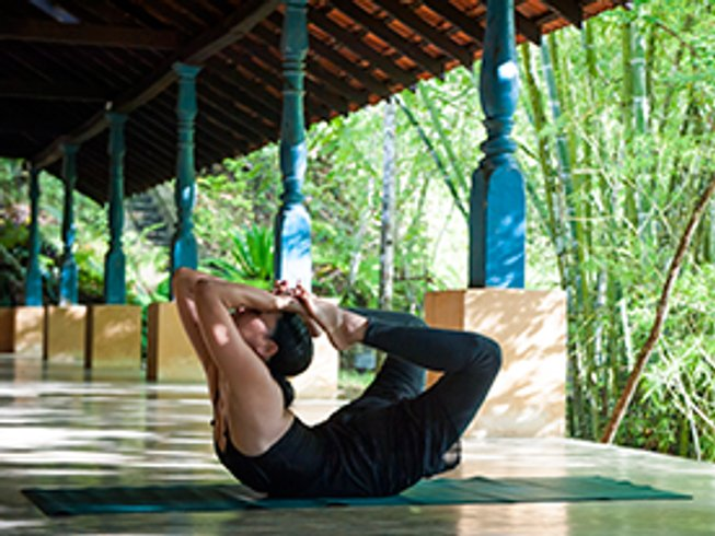 5 Days Yoga Retreat in Sri Lanka