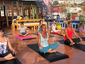 6 Days Finding Balance Yoga and Surf Retreat in Agadir, Morocco