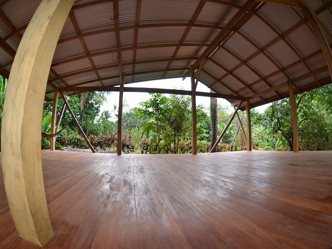 5 Days Yoga and Surf Camp in Punta Banco, South Puntarenas, Costa Rica