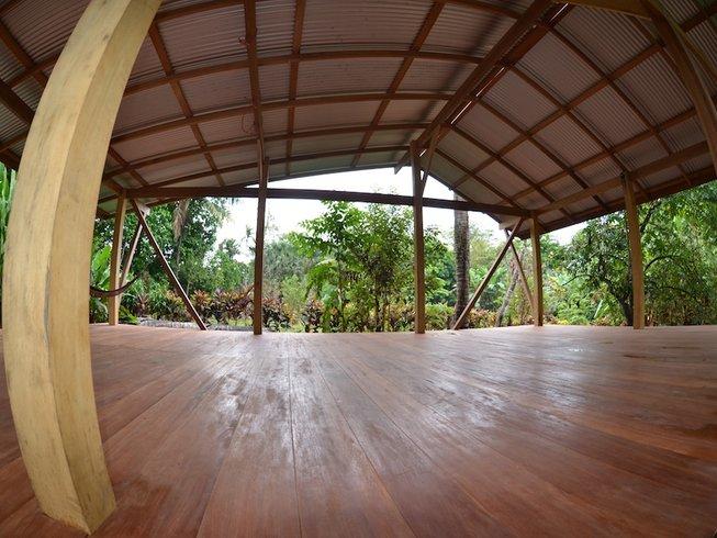 5 Days Yoga and Surf Camp in Punta Banco, South Puntarenas, Costa Rica