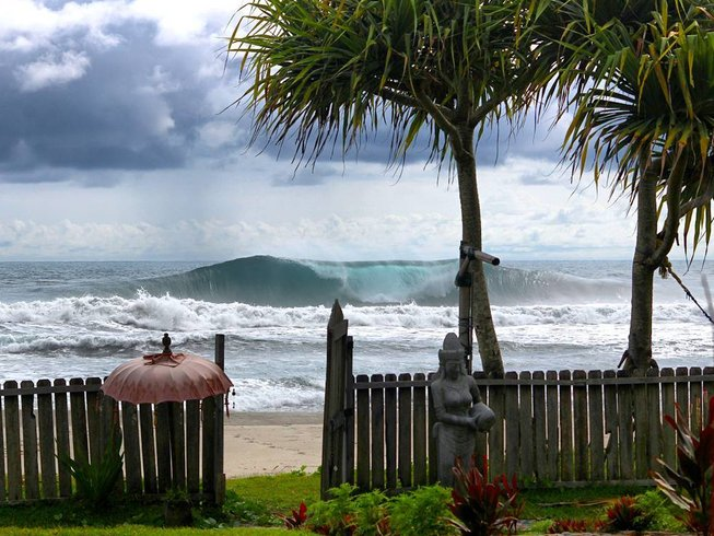 10 Days Unforgettable Surf Camp Sumatra