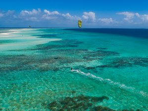 11 Day Remote Kiteboarding Cruise in Milne Bay Province