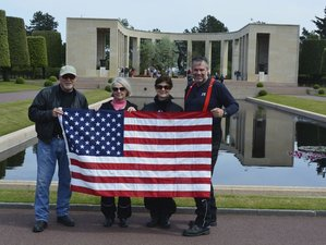 10 Day Memorial and Battlefield of WWI and WWII Guided Motorcycle Tour France and Germany