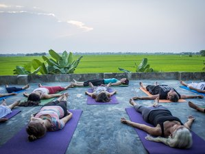 28 Days - 200 Hour Yoga Teacher Training in The Colorful City of Hoi An, UNESCO World Heritage Site