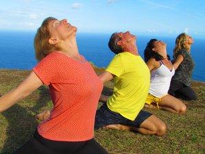 8 jours en retraite de luxe de tai chi, méditation et yoga à Madère, Portugal