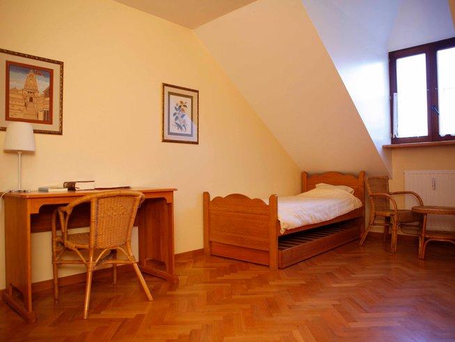 "5 Days ""The Golden Egg"" Castle Yoga Retreat Belgium"